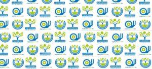 online otthonoktatás logók háttérkép