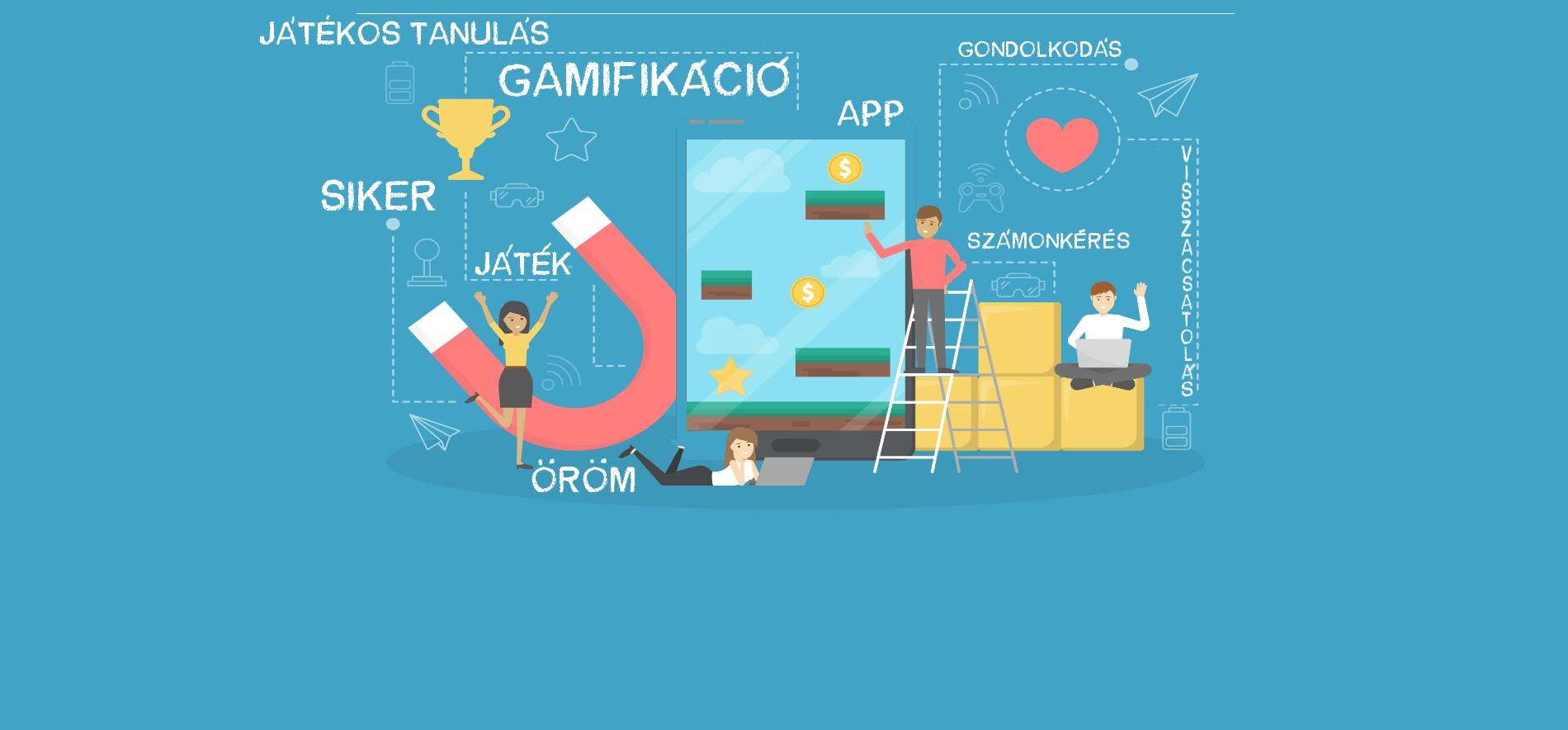 digitális szülő, gamifikáció, online otthonoktatás