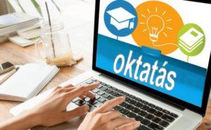 online otthon oktatás - digitális szülő