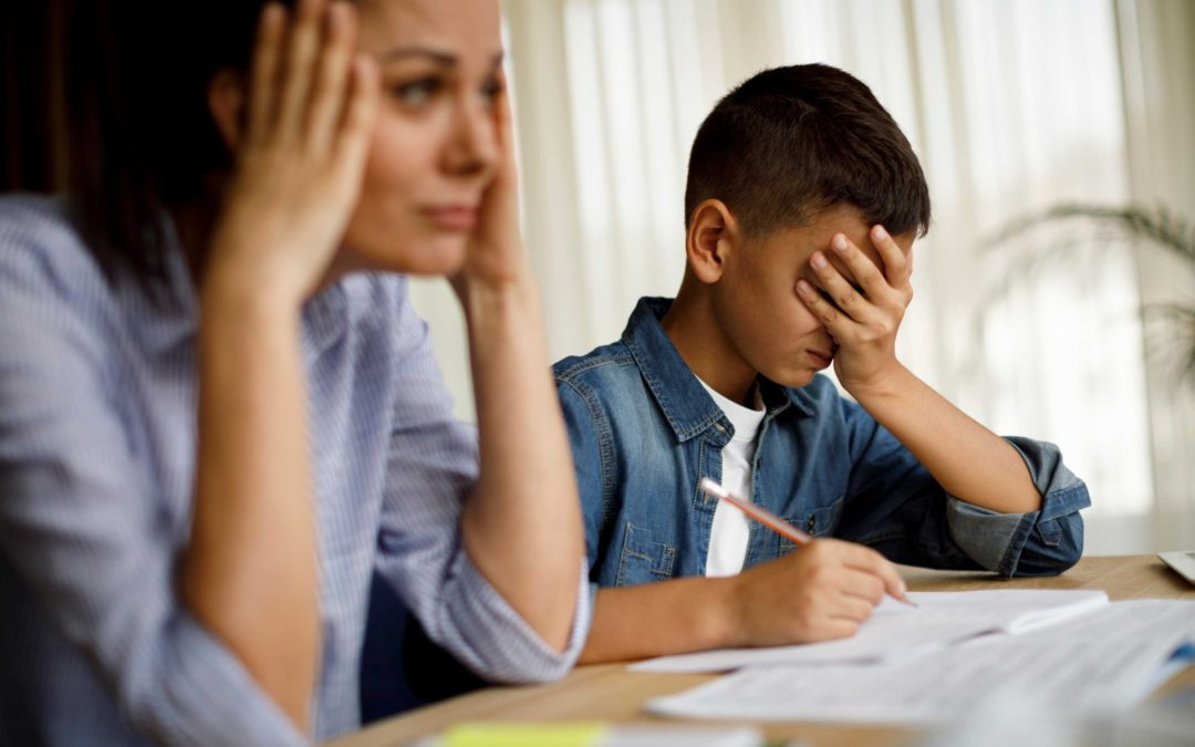 Így csökkenthetjük a stresszt az otthonoktatásban