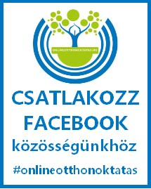 online-otthon-oktatas-facebook-kozosseg